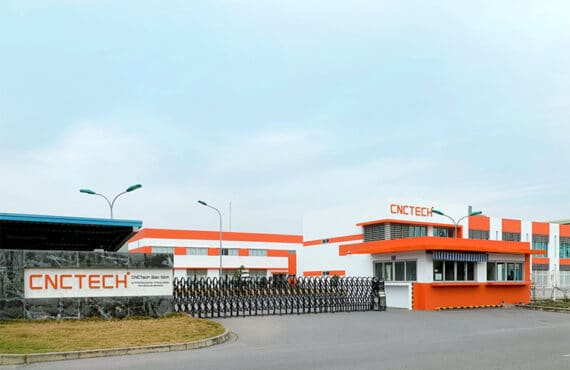 CNCTech Bac Ninh at Lot H3-2, Dai Dong – Hoan Son Industrial Park